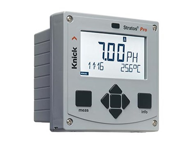 pH-meter for industri